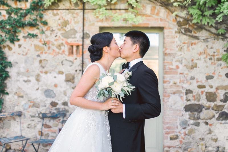 Chinese Wedding in Tuscany