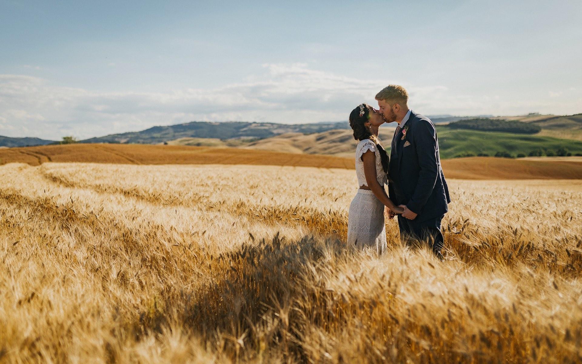Matrimonio Tim e Stefania