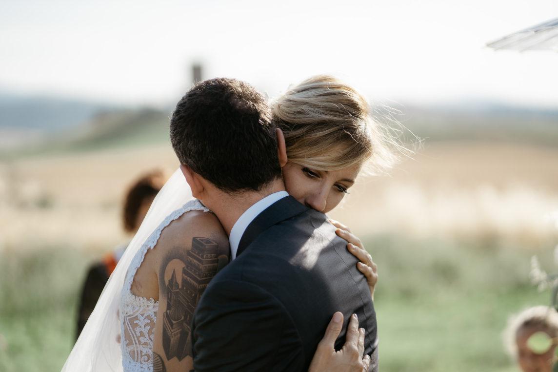 Modern & Elegant wedding in Tuscany